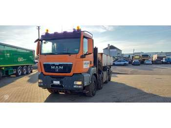 MAN Tgs 41,480  - camion benne