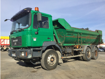 M.A.N. 33.364 - camion benne