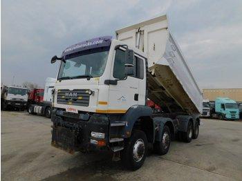 Camion benne Man Tga 41440