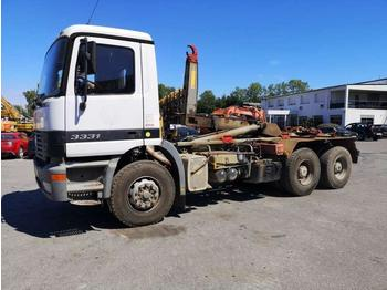 Leasing Mercedes 3335 - camion benne