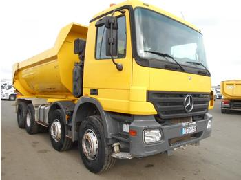 Camion benne Mercedes Actros 3236