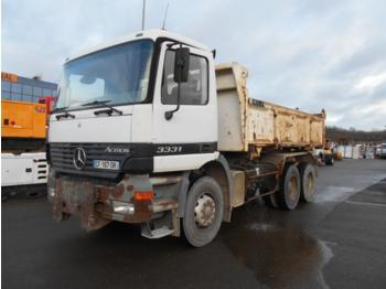 Mercedes Actros 3331 - camion benne