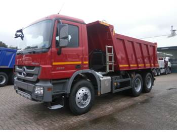 Mercedes Actros 3336 / 4036 6x4 heavy tipper NEW/UNUSED - camion benne