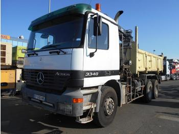 Mercedes Actros 3340 - camion benne