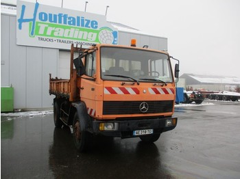 Mercedes-Benz 1517 tipper full steel suspensions - camion benne