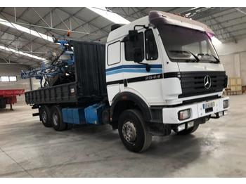 Camion benne Mercedes-Benz 2544