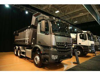 Camion benne Mercedes-Benz 3342 6X4  Mulden Kipper Euromix EMT 12m