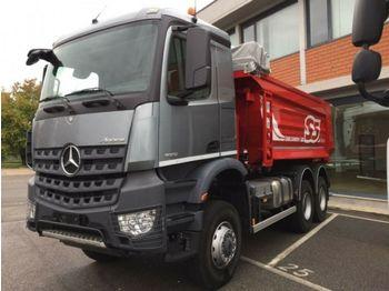 Camion benne Mercedes-Benz 3342 6X6  Mulden Kipper Euromix EMT 12m