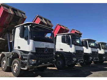 Camion benne Mercedes-Benz 4151K: photos 1