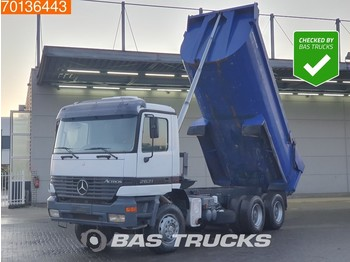 Mercedes-Benz Actros 2631 K 6X4 Manual Big-Axle Steelsuspension Euro 2 - camion benne