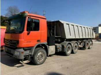 Camion benne Mercedes-Benz Actros 2646LS 6x4 Euro 5