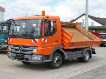Camion benne Mercedes-Benz Atego 818 K 2-Achs Kipper: photos 1