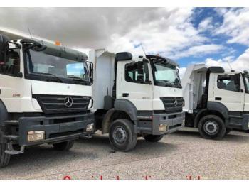 Camion benne Mercedes-Benz Axor 3340