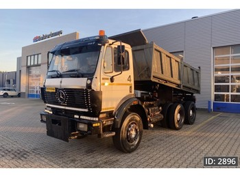 Mercedes-Benz SK 2631 Day Cab, Euro 1, 6x4 // Full steel - camion benne