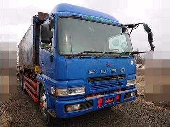 Mitsubishi Fuso SUPER GREAT - camion benne