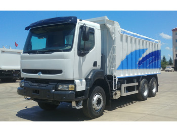 RENAULT 2006 KERAX 420 DCi 6X4 TIPPER LOW KM - camion benne