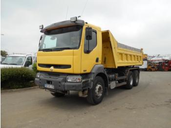 Camion benne Renault Kerax 320 DCI