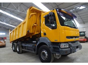 Camion benne Renault Kerax 370 DCI