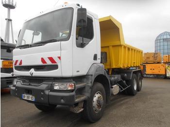 Camion benne Renault Kerax 400
