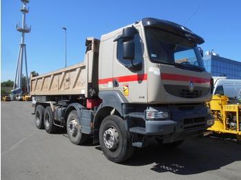 Camion benne Renault Kerax 410 DXI
