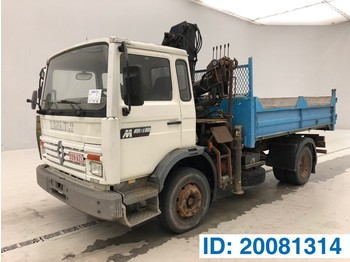 Camion benne Renault M180