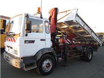 Camion benne Renault Midliner 150
