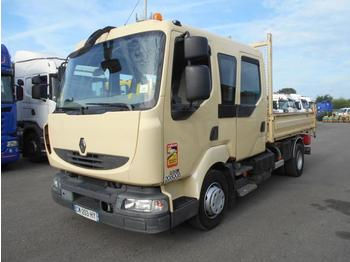 Camion benne Renault Midlum 220 DXI