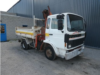 Renault S180 - camion benne