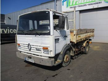 Camion benne Renault S tipper full lames/steel