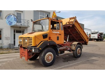 Renault THOMAS 4x4 - camion benne