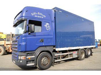 Camion benne SCANIA R470 Flisbil