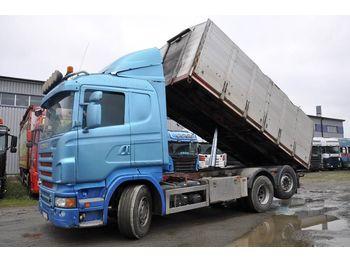 Camion benne SCANIA R560LB6X2*4HNA