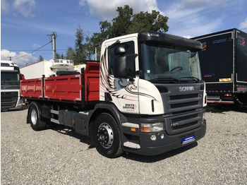 Camion benne SCANIA R P270