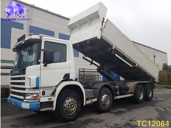 Camion benne Scania 114 340 Euro 2