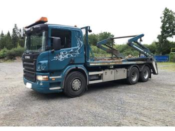 Scania 340LB  - camion benne