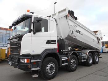 Camion benne Scania G 410