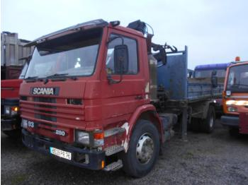 Camion benne Scania M 93M250