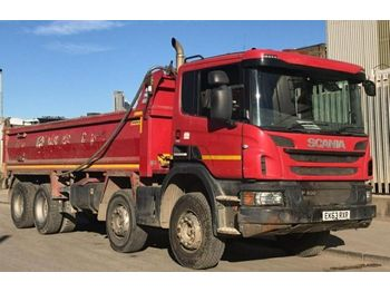 Scania P400 - camion benne