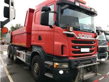Scania R480 - SOON EXPECTED - 8X4 TRIDEM DUMPER EURO 5  - camion benne
