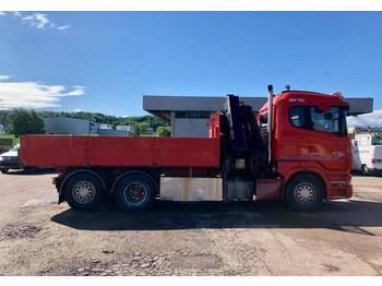 Scania R 420 LB  - camion benne