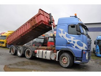 Camion benne VOLVO FH12 500 8X4