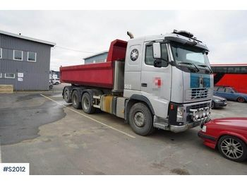 VOLVO FH 440 8x4 Tipp Truck - camion benne