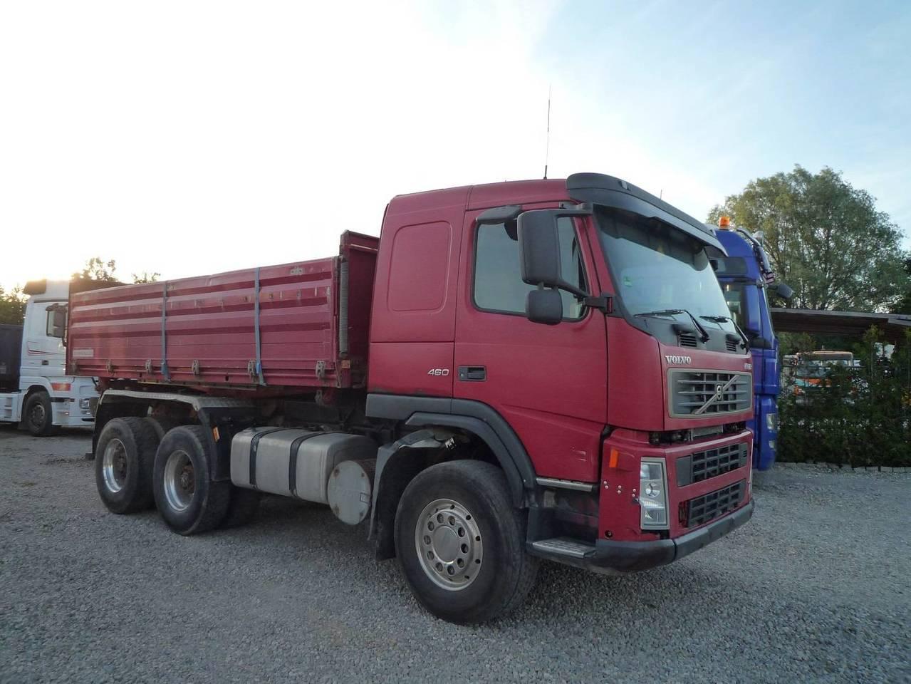camion benne VOLVO FM12.460