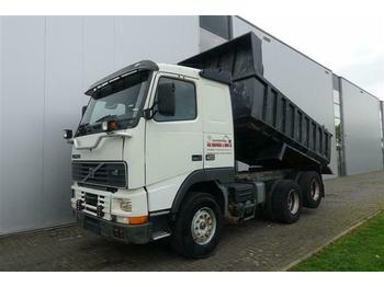 Volvo FH12.420 6X2 MANUAL FULL STEEL  - camion benne
