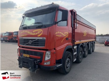 Camion benne Volvo FH13 480 10X4 kipper steelsuspension