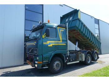 Volvo FH16.470 6X2 DUMPER FULL STEEL MANUAL HUB REDUCT  - camion benne
