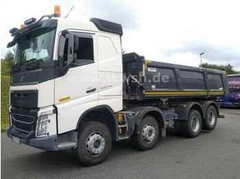 Camion benne Volvo FH500 8x4 DAUTEL Bordmatic,2xKamera,Tandem-Lift