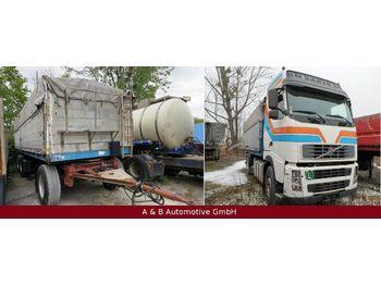 Camion benne Volvo FH 420 * 3 Seitenkipper für Getreide + Anhänger