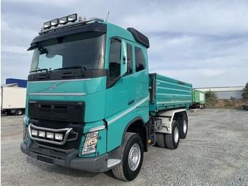 Camion benne Volvo FH 500 Bordmatik Dreiseitenkipper (39)