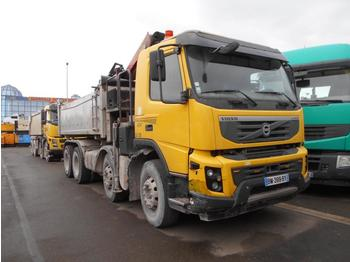 Camion benne Volvo FMX 370